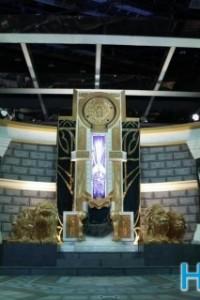 《魔兽》主题展北京站 体验奇幻史诗场景